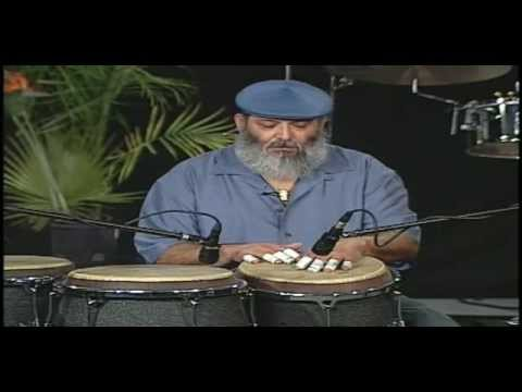 Poncho Sanchez - Fundamentals Of Latin Music For The Rhythm Section
