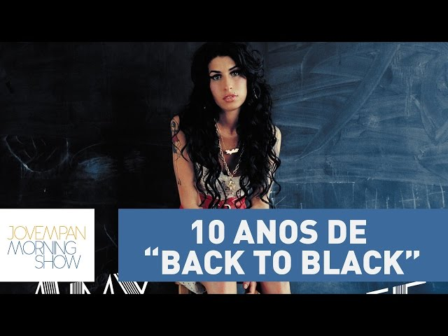 """Back to Black"" de Amy Winehouse completa 10 anos 