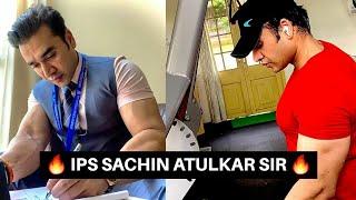 IPS SACHIN ATULKAR SIR MOTIVATION VIDEO 🔥 । UPSC4U