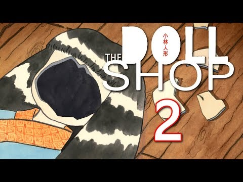 The Doll Shop - The Dolls See All... (All Endings) Manly Lets Play [ 2 ]