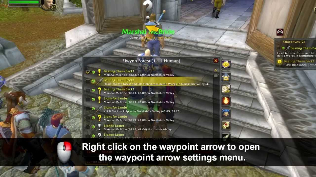 Quick Start Guide | Dugi World Of Warcraft Guides™ - YouTube
