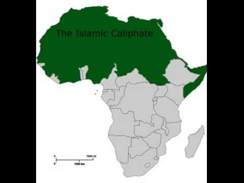 The Islamization of Africa.