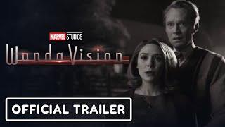 Marvel's WandaVision - Official Trailer (2021) - Elizabeth Olsen, Paul Bettany