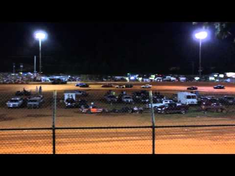 FWD Racing at Harris Speedway Forest City, NC July 5 2015 2