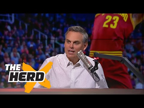 LeBron James or Pat Riley: Who won the breakup? | THE HERD