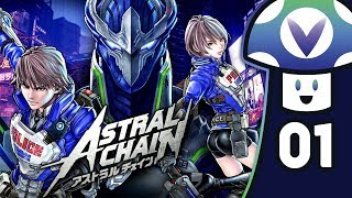 [Vinesauce] Vinny - Astral Chain (PART 1)