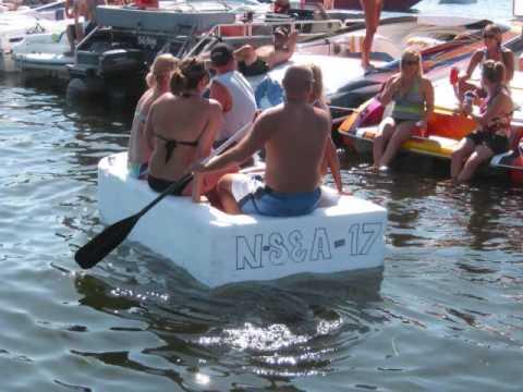 Kid Rock All Summer Long Boat