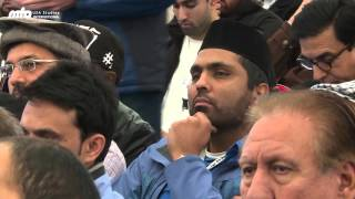 Sharia and Governance in Islam - Osaama Saifi - Jalsa Salana West Coast USA 2015