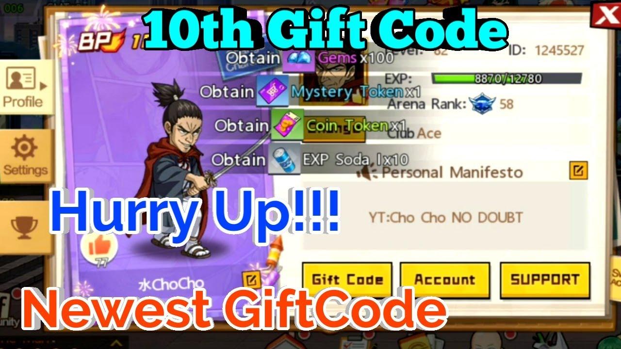 One Punch Man Gift Code| 10th Gift Code (Terbaru) - Redeem ...