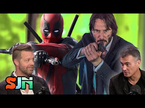 Director Secrets Revealed: John Wick, Deadpool 2 & Highlander Reboot fragman