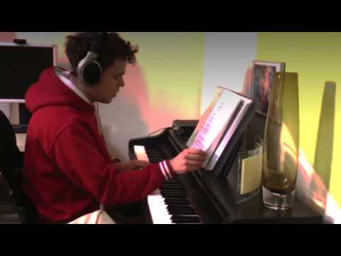 One Direction - Little Things - Piano Cover - Slower Ballad Cover