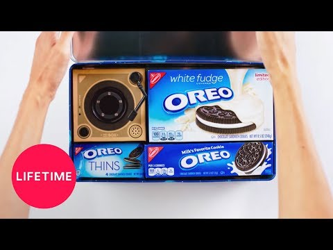 A.J. - Oreo Music Box Plays Music From Your Oreo Cookie