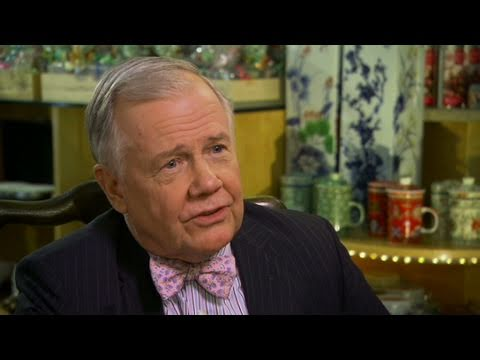 Legendary investor Jim Rogers on China
