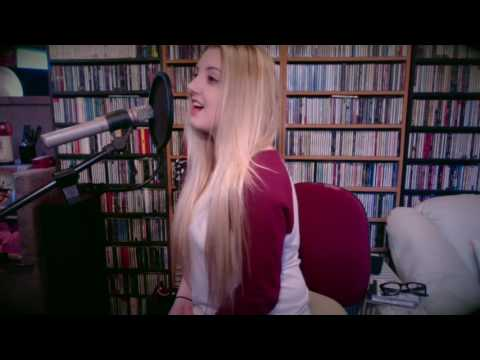 Me Singing 'Tomorrow Never Knows' By The Beatles (Full Instrumental Cover By Amy Slattery)