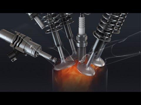 2.0-liter Dynamic Force Engine, a New 2.0-liter Direct-injection, Inline 4-cylinder Gasoline Engine