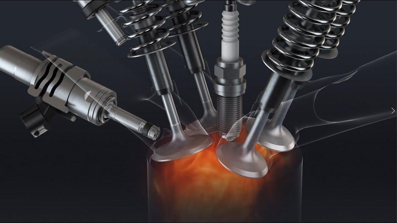 2 0-liter Dynamic Force Engine, a New 2 0-liter Direct