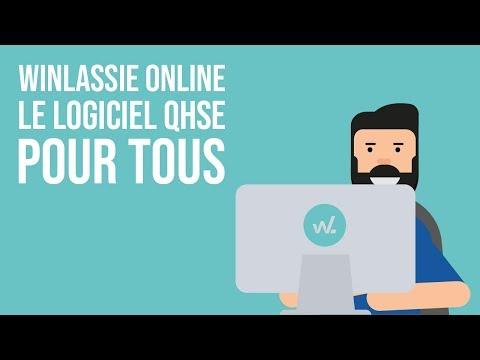 Winlassie Online, le logiciel QHSE pour tous