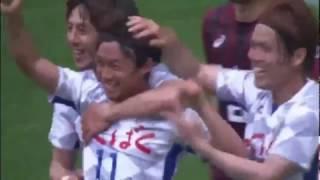 【得点ハイライト】 ヴィッセル神戸 0×1 ヴァンフォーレ甲府 2017年4月3...