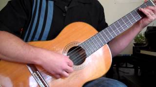 the Boxer fingerpicking lesson