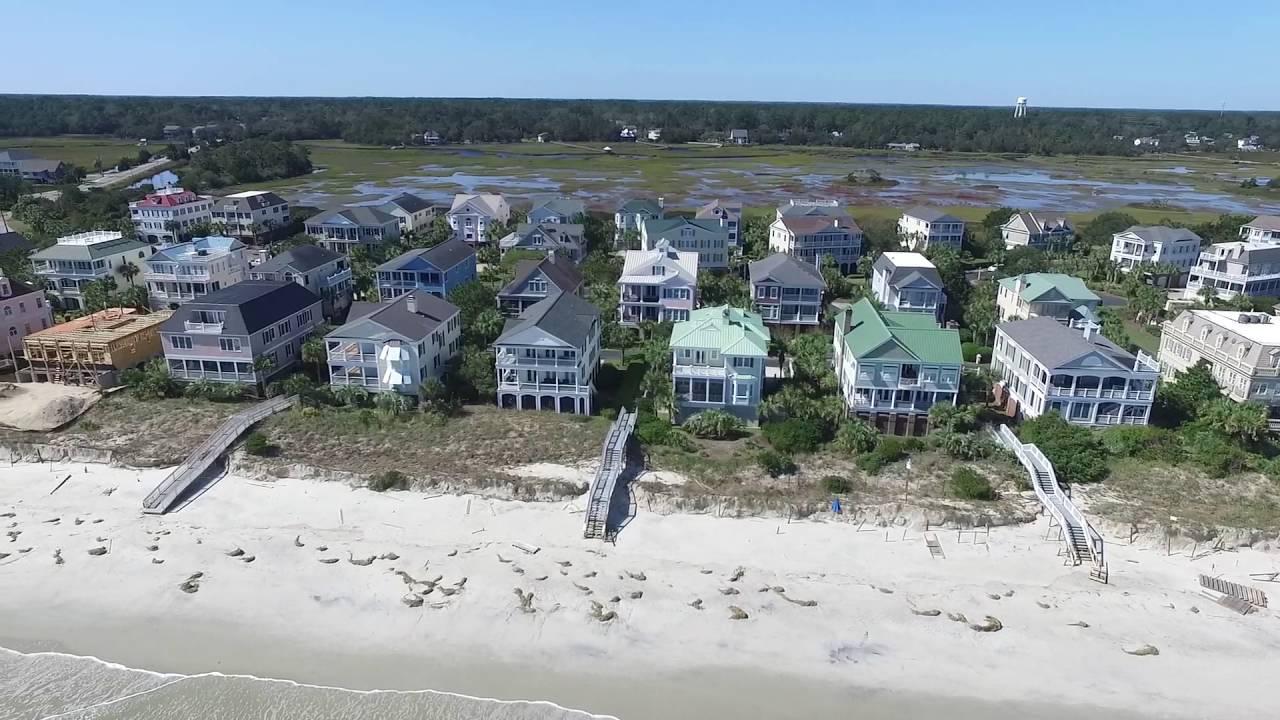 Litchfield Beaches Following Hurricane Matthew Jamie Beard Real Estate