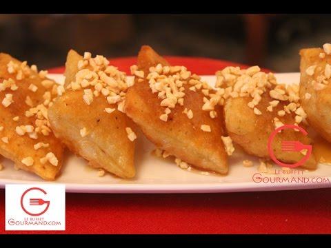 crêpes-croustillantes-au-miel--رغايف-اللوز-و-العسل-مقرمشة-بطريقة-جد-بسيطة