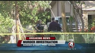 Deadly drive by shooting Fort Myers