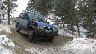 Toyota Land Cruiser 80 & Hummer H3