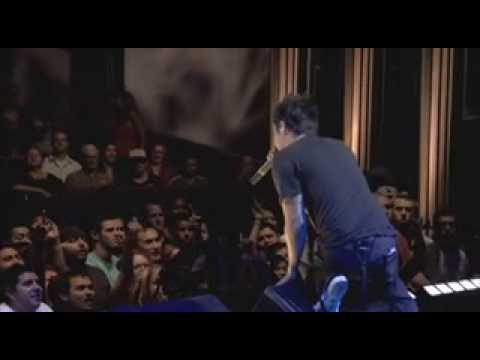 Hoobastank - Crawling in the Dark (Live from the Wiltern)
