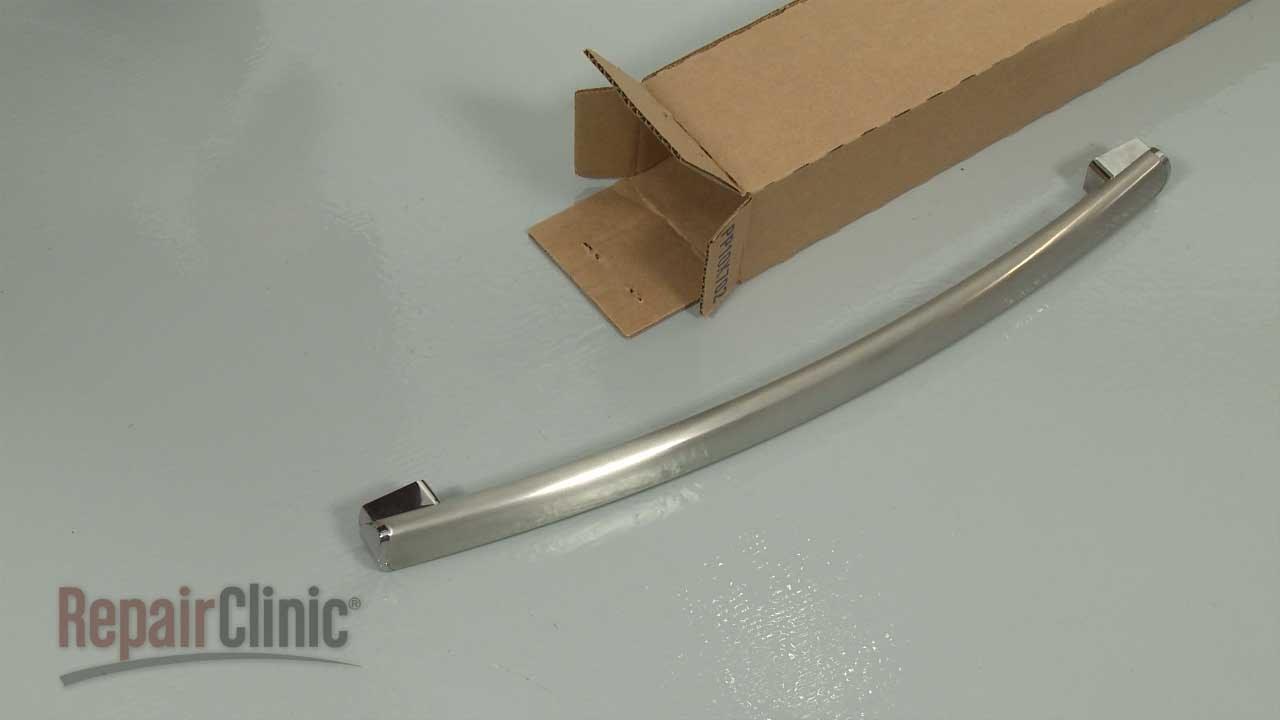 Ge Dishwasher Door Handle Replacement Wd09x10101 Youtube