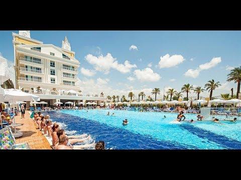 Dream World Resort & Spa Hotel Side in Turkey