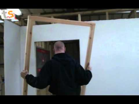 & Tommyu0027s Trade Secrets - How To Fit A Door Lining - YouTube