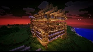 Wintergatan Marble Machine - Minecraft cover