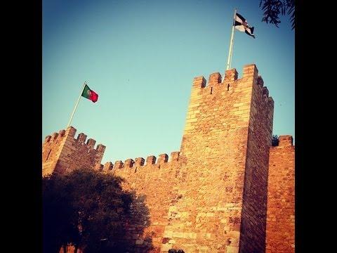 Eurotrip 4: Lisboa - Castelo de São Jorge, Restauradores, Chiado