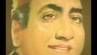 mohd rafi ghazal- tod do ahd-e mohabbat