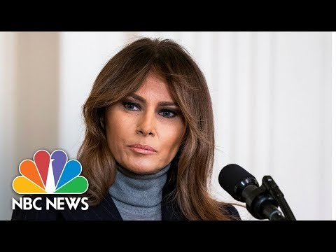 Special Report: First Lady Melania Trump Visits Texas Border City | NBC News