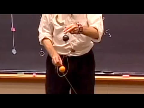 8 03 - Lect 6 - Coupled Oscillators, Steady State & Transient Solutions,  Intial Conditions