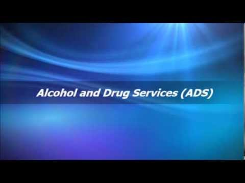 www.ADSyes.org - Alcohol and Drug Services (ADS)