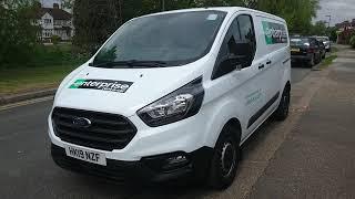 2019 Ford Transit Custom Walkaround - Lloyd Vehicle Consulting