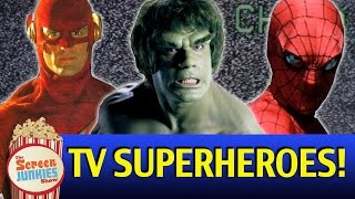 Superheroes on TV!!