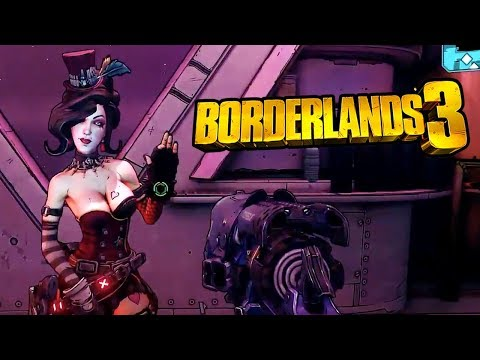 Borderlands 3 - FULL Official Gameplay Reveal Event