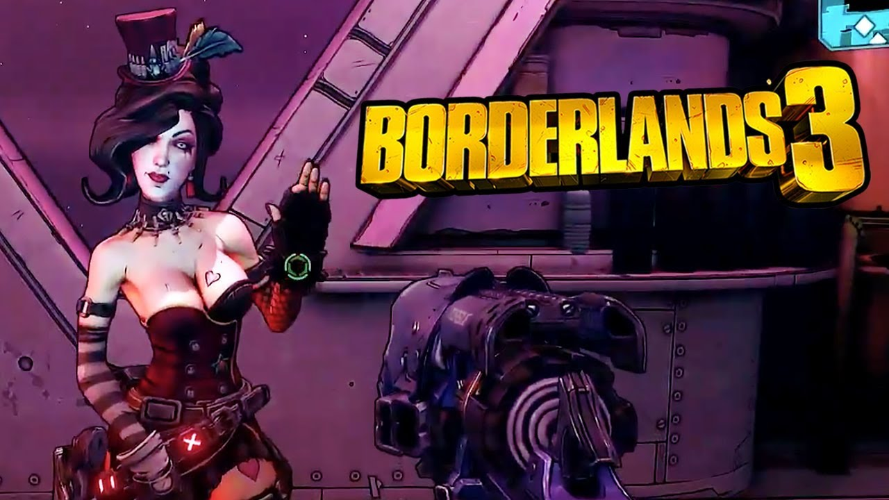 Borderlands 3 pre-order bonuses including the Gold Skin Pack