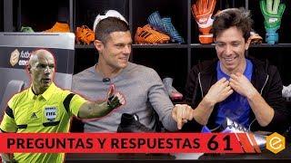PyR#61: ¿Puede marcar gol EL ARBITRO?