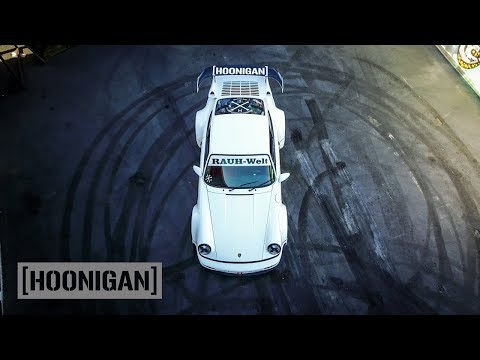 [HOONIGAN] DT 039: Scotto's Porsche 965 Turbo RWB