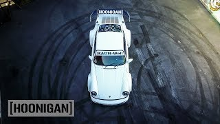[HOONIGAN] DT 039: Scotto's Porsche 965 Turbo RWB