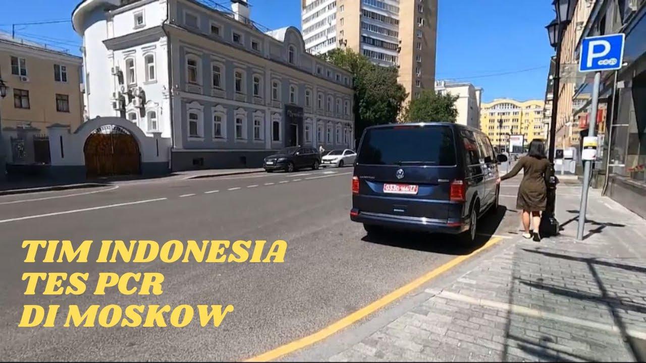 Eps 5: Hari Pertama di Moskow tes PCR pakai VW Caravelle Campervan KBRI | Piala Dunia Catur 2021