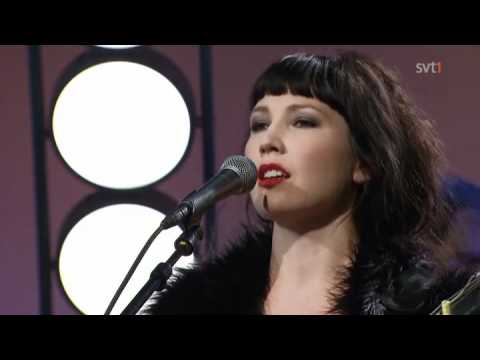 Elin Ruth Sigvardsson & Augustifamiljen - Union City Blue (Live På Spåret 2011)