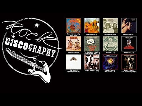 Spooky Tooth (Animated Discography)
