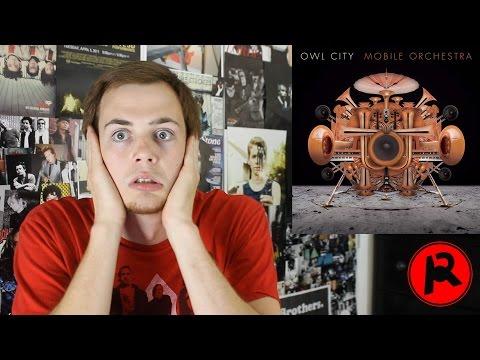 Owl City - Mobile Orchestra (Album Review)