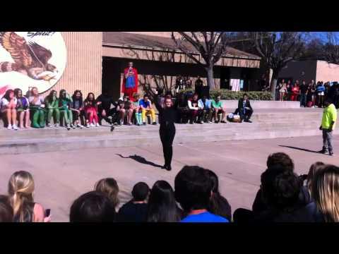 Highschool Dance Battle | Battle of the...