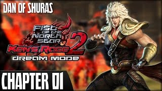 No commentary walkthrough of Fist of the North Star: Ken's Rage 2 (...